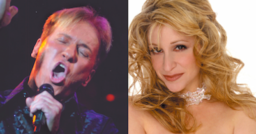 """""""The best of both coasts - Julie Budd, NYC &  Scott Snapp, LA – team this month to record a unique, and soon to be announced, Bob Esty arrangement of one of the greatest pop anthems of all time."""""""